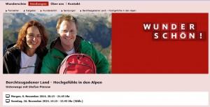 Mit Stefan Pinnow unterwegs im Berchtesgadener Land