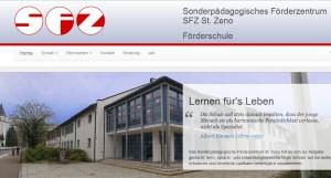 Förderzentrum Bad Reichenhall 21.11. Vorlesetag