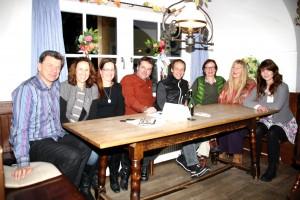 Gründungstreffen im Januar 2015 in Berchtesgaden