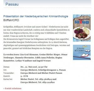 Pustet_Lesung_Passau